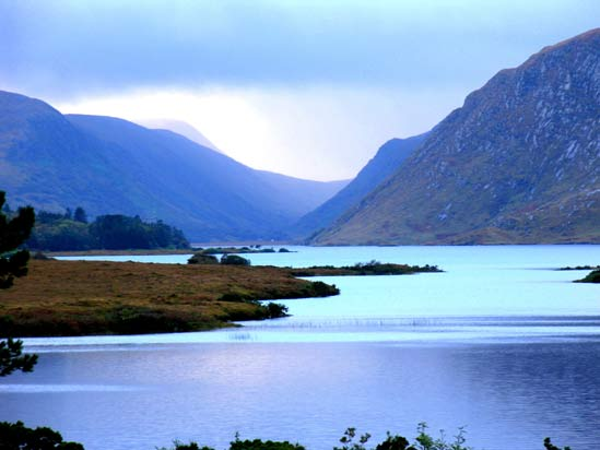 Glenveagh National Park Donegal