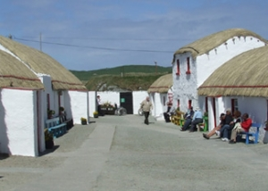 Doagh Famine Village Donegal