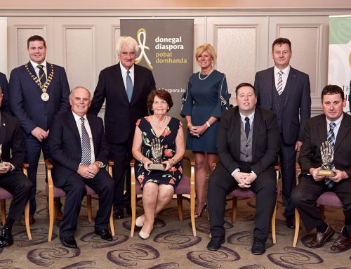 2019 Tip O' Neill Irish Diaspora Awards Nomination Process Opens